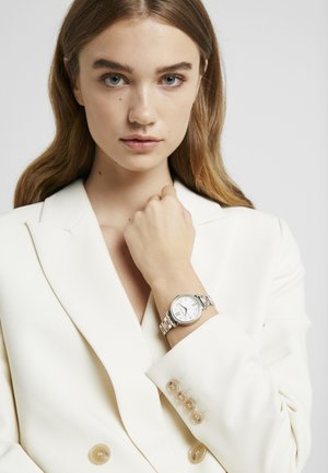 SOFIE - Horloge - silver-coloured/rose gold-coloured
