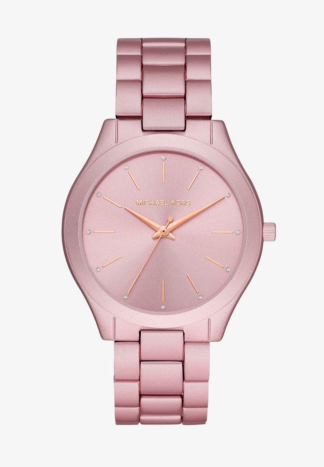 SLIM RUNWAY - Watch - pink