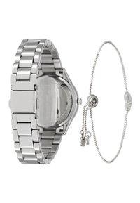 Michael Kors - LAURYN SET - Uhr - silver-coloured - 2