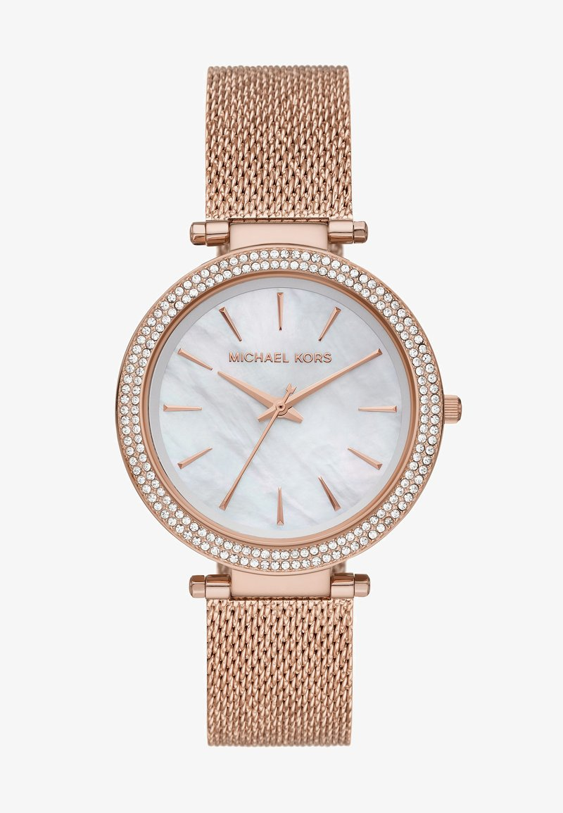 Michael Kors - DARCI - Hodinky - rose gold-coloured