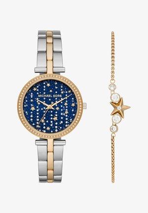 MACI SET - Watch - silver-coloured