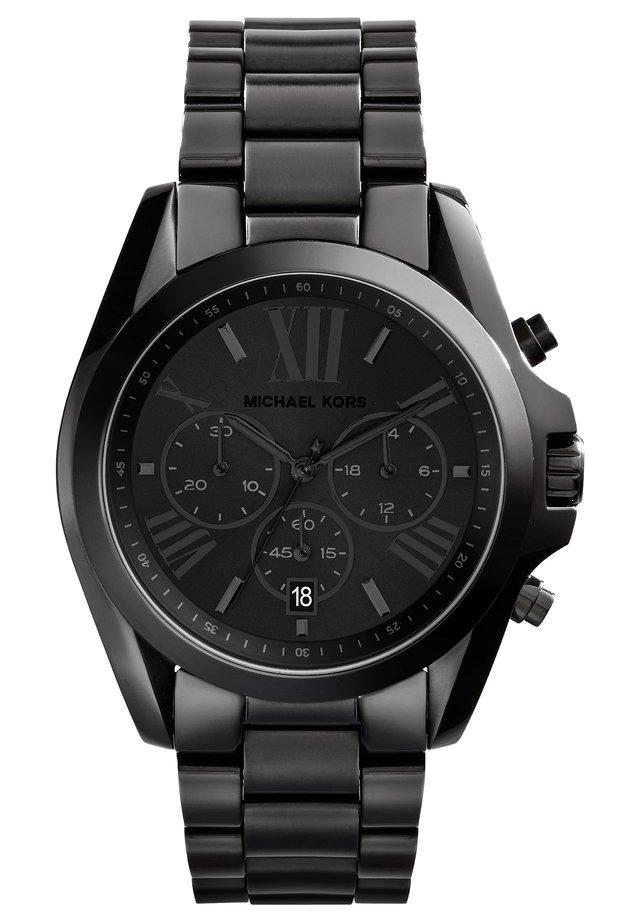 BRADSHAW - Chronograph watch - black