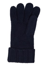 Michael Kors - STRIPED CABLE GLOVE - Gloves - midnight - 3