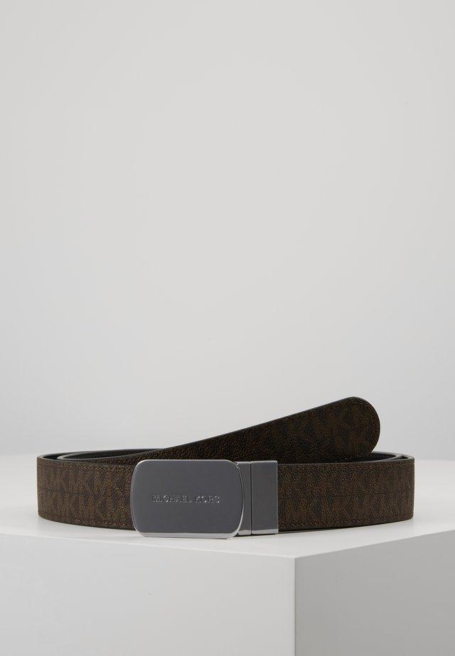 Cinturón - brown/black
