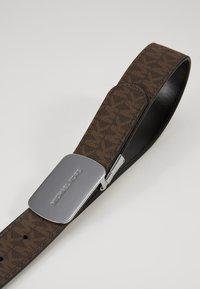 Michael Kors - Cintura - brown/black - 2