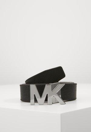 BELT BOX SET - Cintura - black/mocha