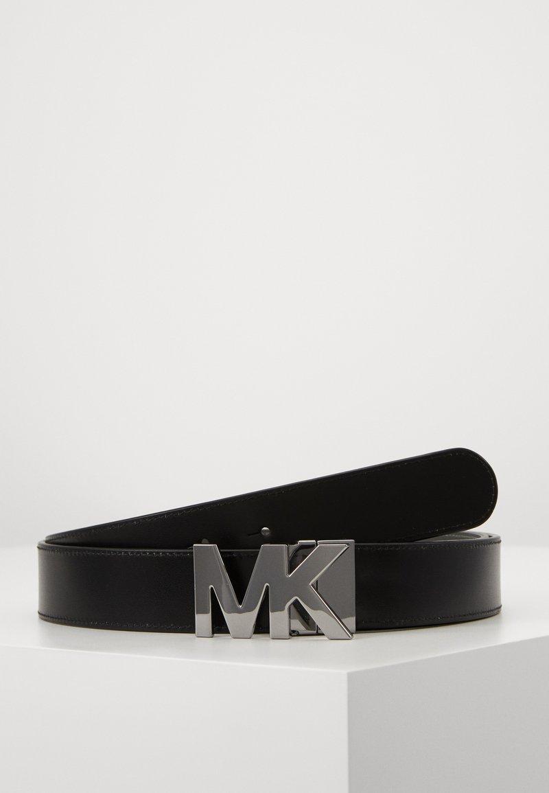 Michael Kors - BUCKLE BELT - Cinturón - black