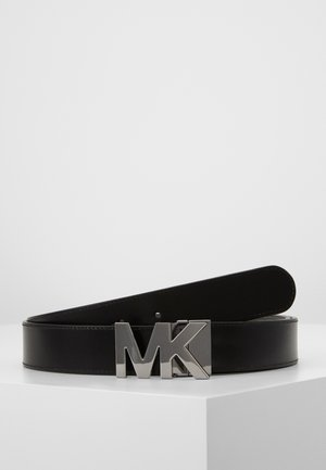 BUCKLE BELT - Cinturón - black