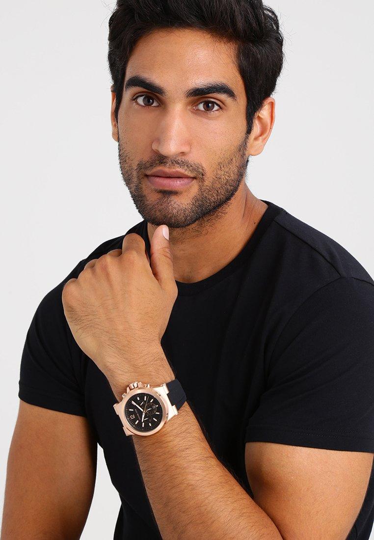 Michael Kors - DYLAN - Chronograph watch - schwarz