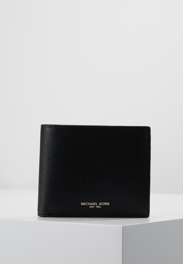 BILLFOLD  COIN - Portemonnee - black