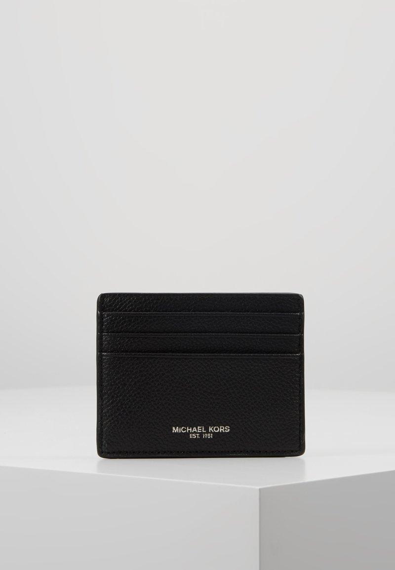 Michael Kors - TALL CARD CASE - Visitenkartenetui - black