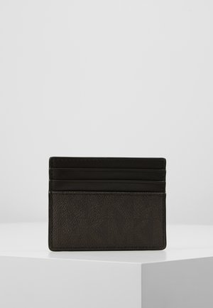 TALL CARD CASE - Visitenkartenetui - brown