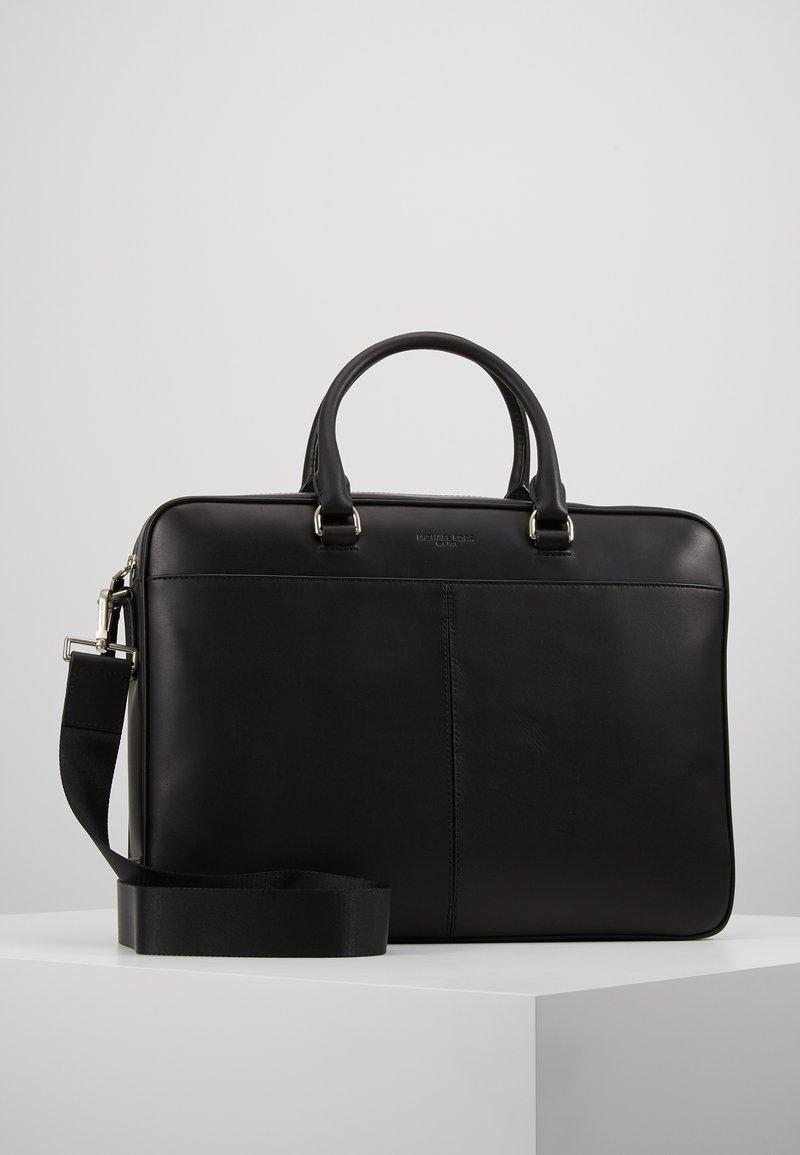 Michael Kors - ODINLG BRIEFCASE - Briefcase - black