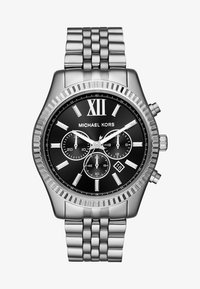 Michael Kors - LEXINGTON - Chronograph watch - silver-coloured - 1