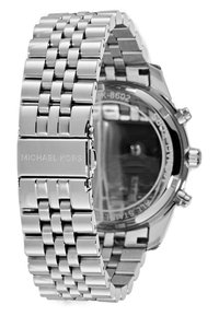 Michael Kors - LEXINGTON - Chronograph watch - silver-coloured - 2