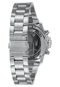 Michael Kors - THEROUX - Chronograph watch - silver-coloured - 2