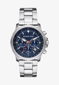Michael Kors - THEROUX - Chronograph watch - silver-coloured - 1