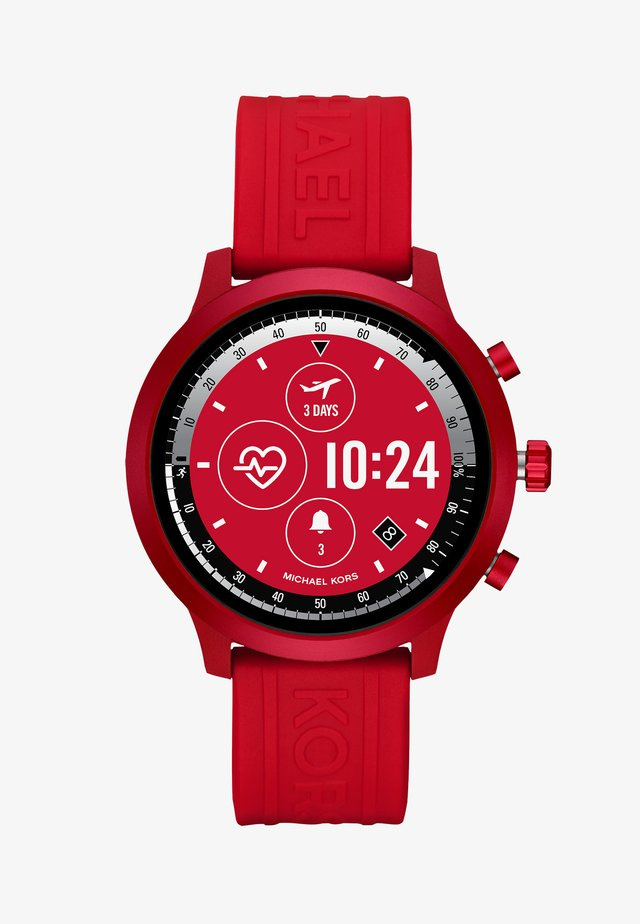 MKG0 - Smartwatch - red