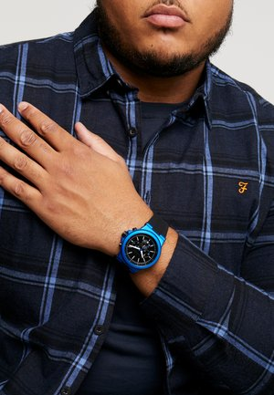 DYLAN - Chronograph watch - black