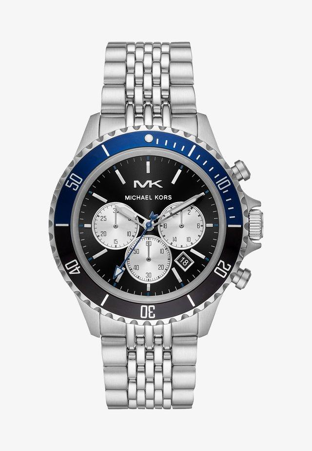 BAYVILLE - Chronograph watch - silver-coloured