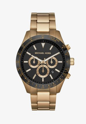 LAYTON - Chronograph watch - gold-coloured