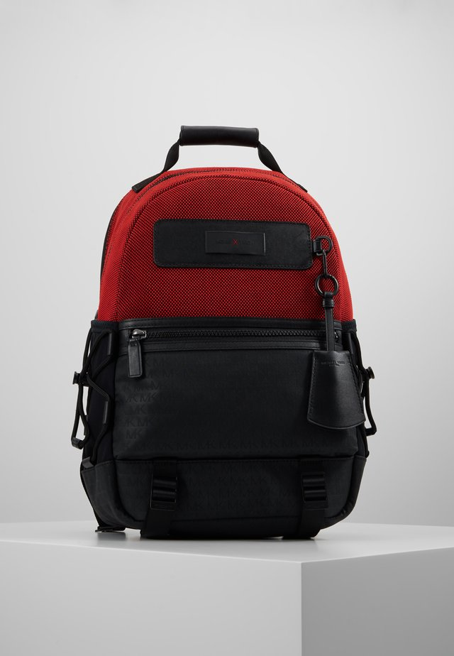 SPORT TECH - Rucksack - red/black