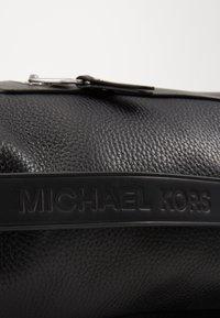 Michael Kors - FLAP BACKPACK - Reppu - black - 5
