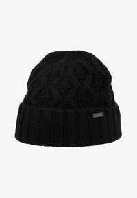 Michael Kors - CABLE CUFF HAT - Beanie - black - 4
