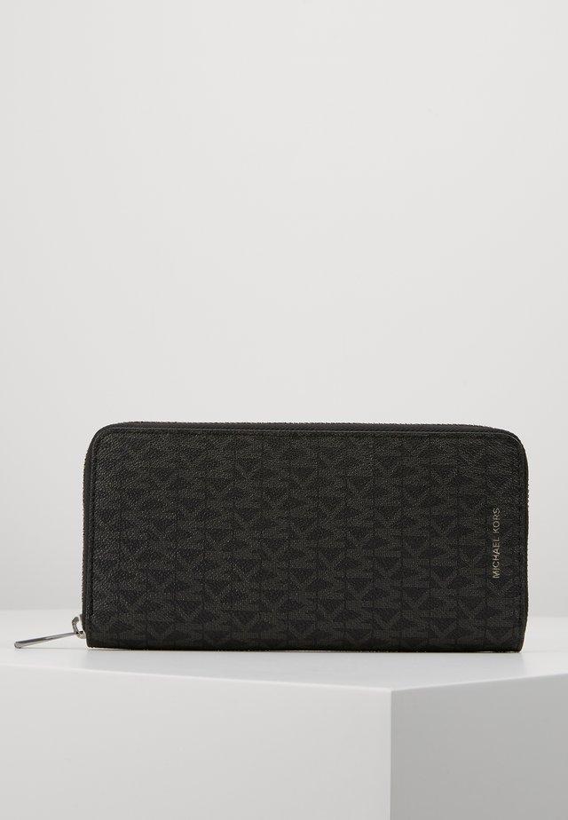 GREYSON TECH ZIP AROUND - Wallet - black