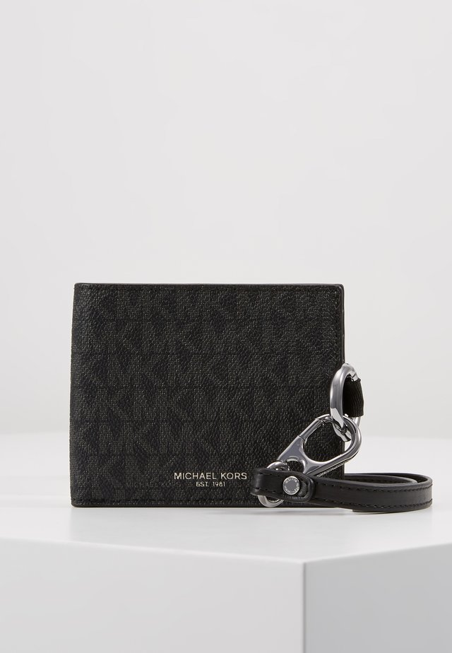 LANYARD BILLFOLD - Wallet - black