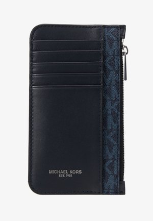 LONG ZIP WALLET - Monedero -  blue