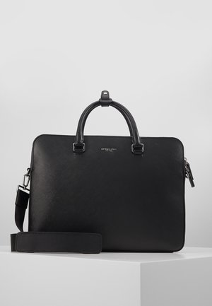 HENRY BRIEFCASE - Ventiquattrore - black