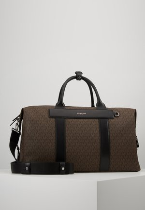 DUFFLE - Holdall - brown/black