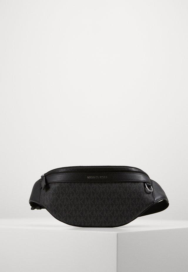 GREYSON SMALL HIP BAG UNISEX - Bum bag - black