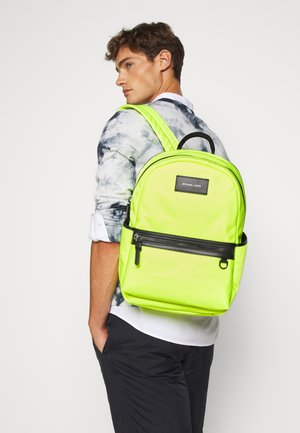 BROOKLYN BACKPACK - Plecak - neon yellow