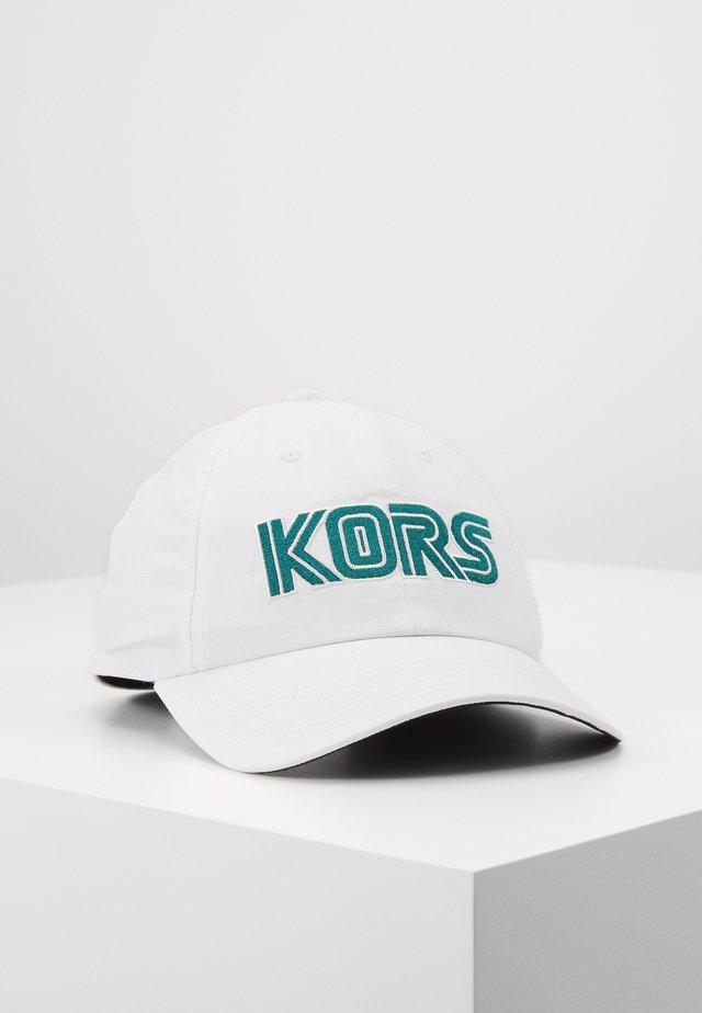 TECHNO HAT - Cap - white