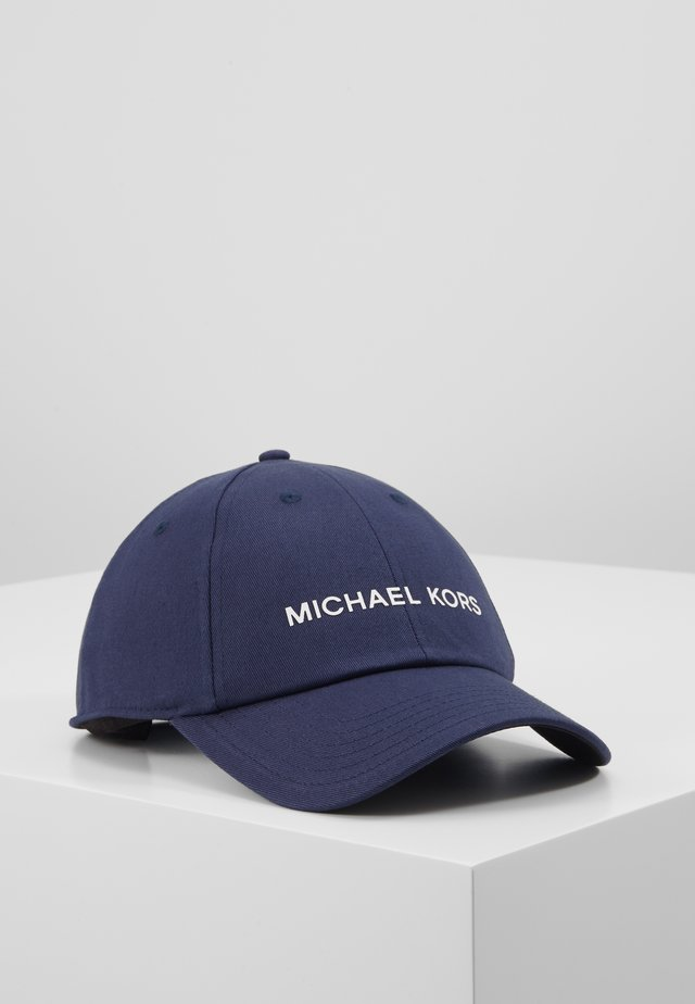 STANDARD LOGO HAT - Lippalakki - blue