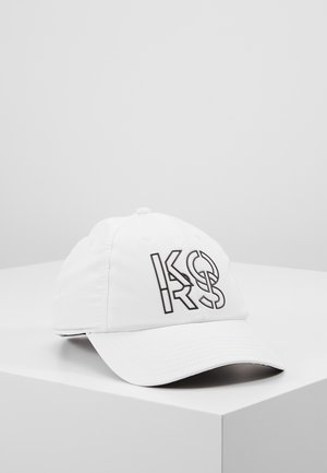 STACKED HAT - Cap - white