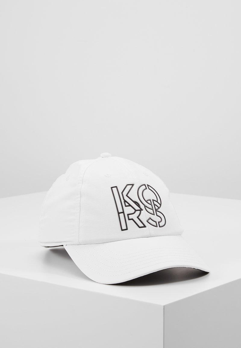 Michael Kors - STACKED HAT - Cappellino - white