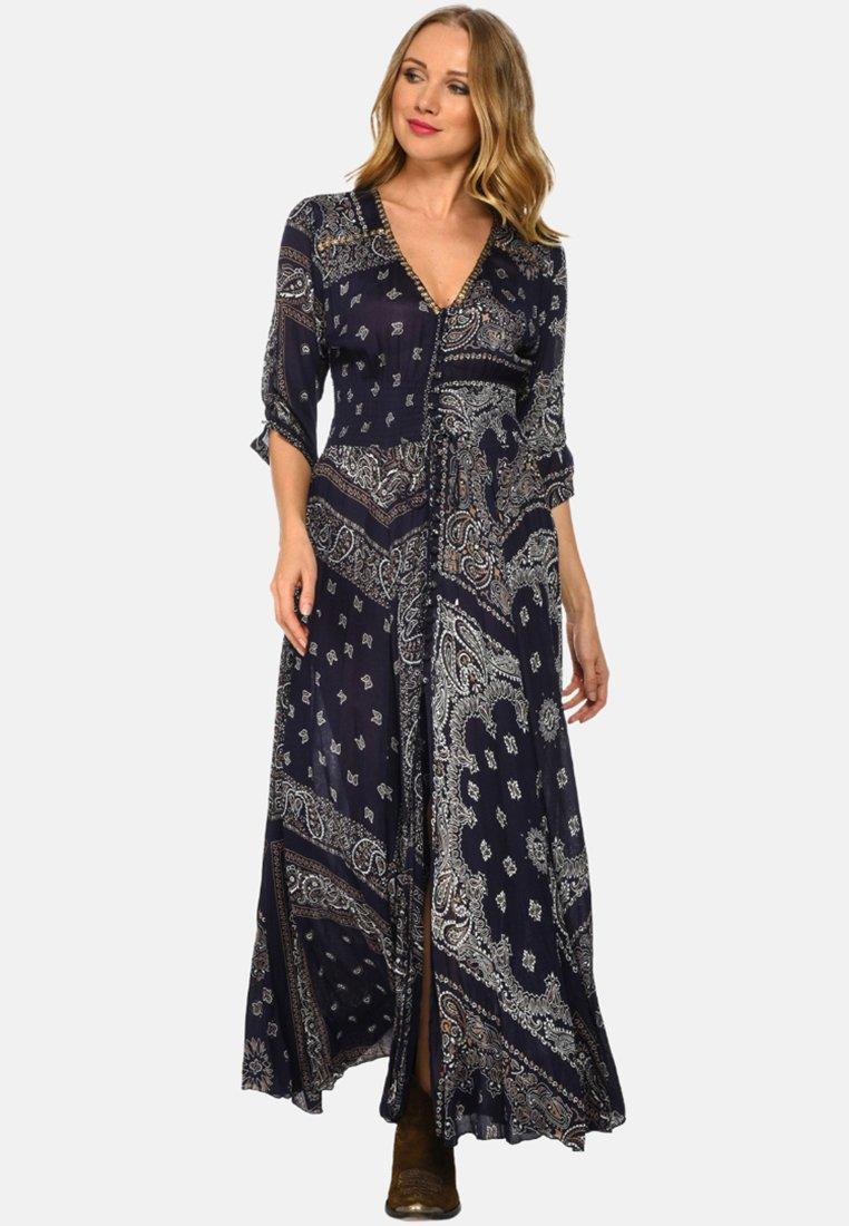 Miss June - NOMA - Maxi dress - navy blue