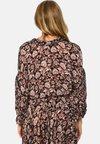 Miss June - SCARLETT - Button-down blouse - black