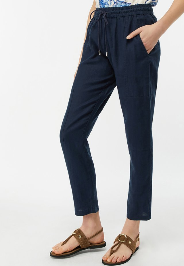 FAME - Trousers - dark blue