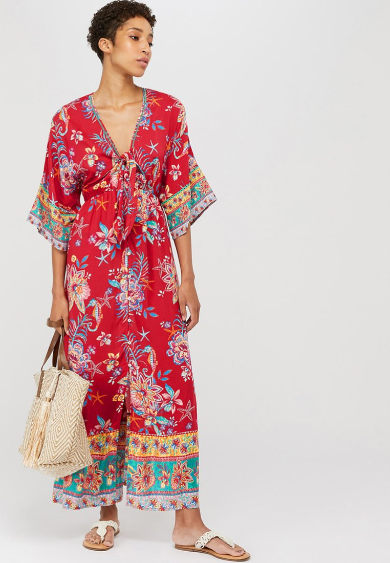 Monsoon - ARIEL  - Maxi dress - red