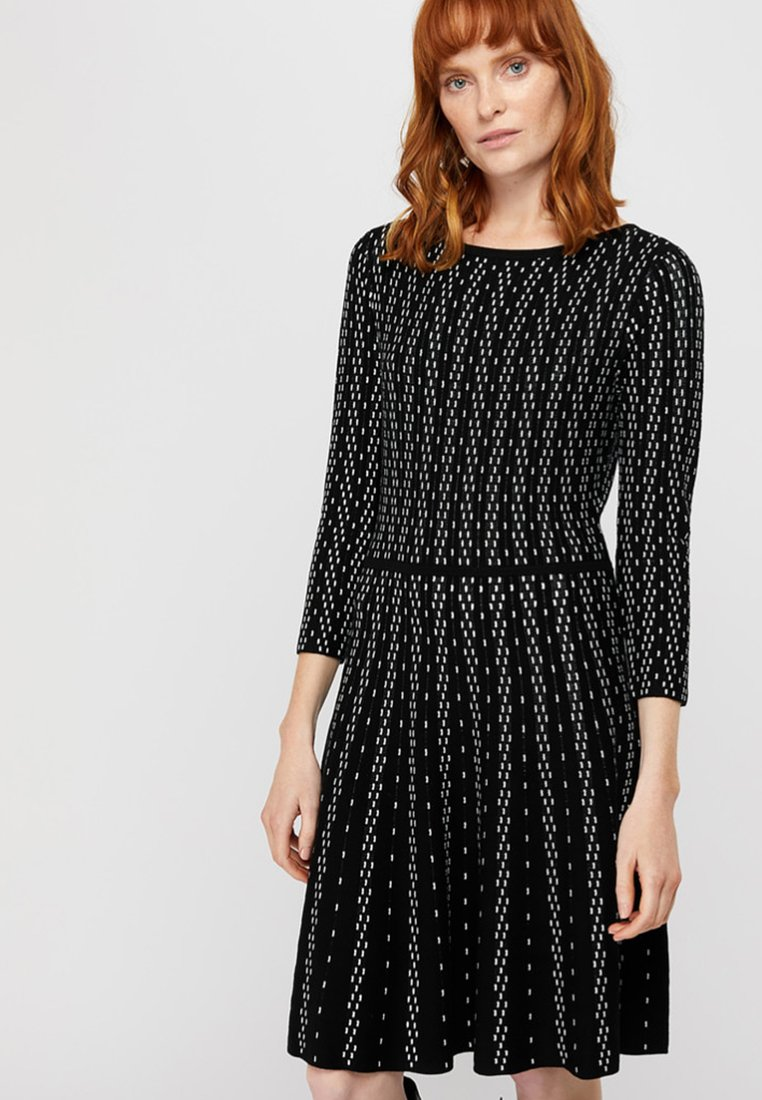 Monsoon - Jumper dress - black
