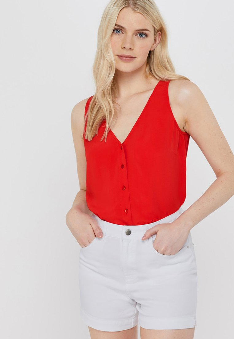 Monsoon - Blouse - red