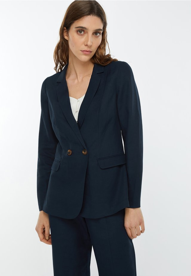 SARAH  - Blazer jacket - dark blue
