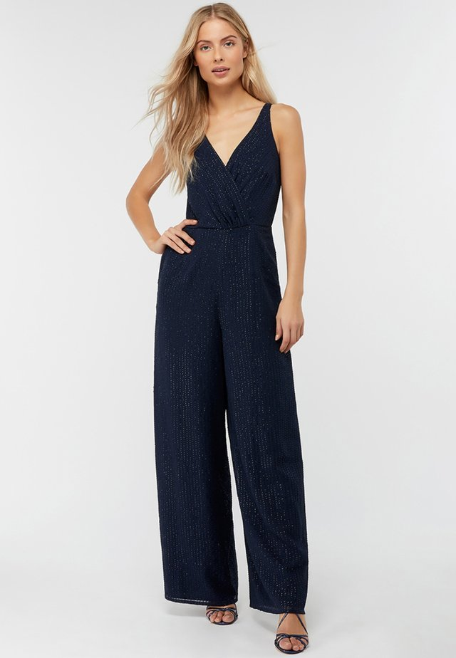 FREDERIQUE  - Jumpsuit - dark blue