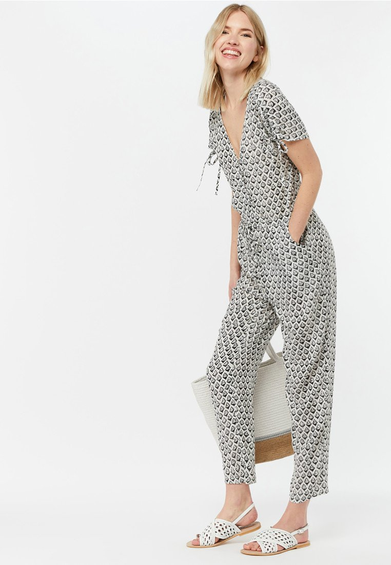 Monsoon - CASEY BAGRU - Jumpsuit - off-white