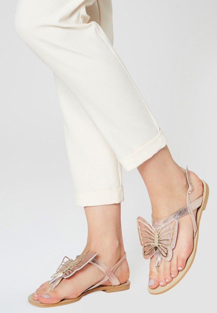 myMo - Sandals - rose gold