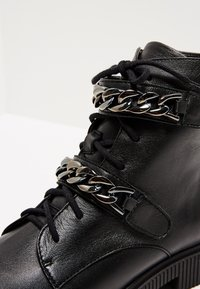 myMo - Lace-up ankle boots - black - 6